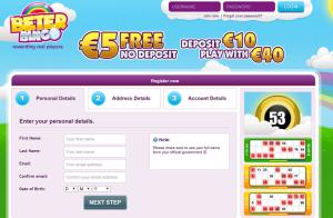 bingo bonusgeld