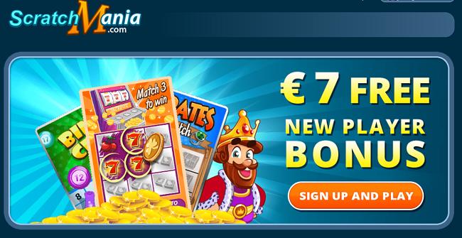 7 euro bonus casino
