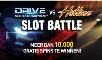 Meer dan 10.000 Gratis Spins te winnen bij 777.be