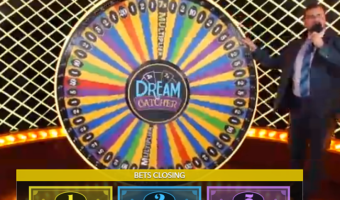Wat is de 'Dream Catcher Lucky Wheel' van Kroon Casino?