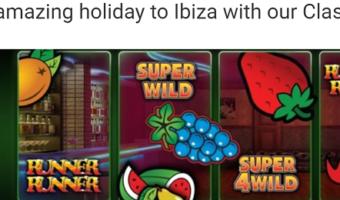Waag een gokje en win een reis naar Ibiza met Unibet